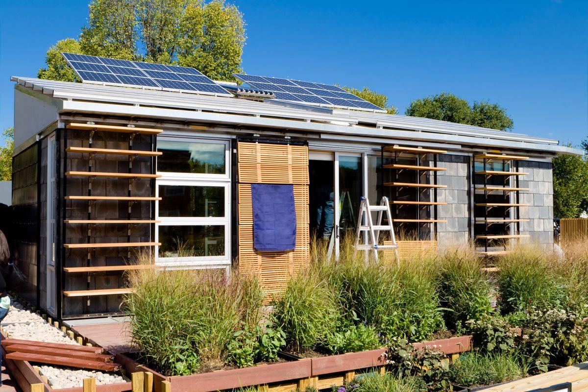 Quelles Sont Les Caract 233 Ristiques D Une Maison Bioclimatique