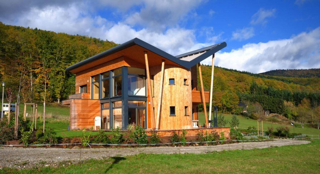 Pourquoi Emprunter Pour Construire Une Maison Bioclimatique