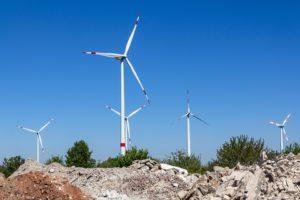 L'Énergie, Énergie Éolienne, Windräder