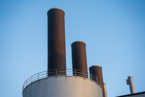 Cheminée, Industrie, Usine, Power Plant, Environnement