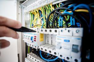 Électrique, Électricité, Bâtiment, Constructeur