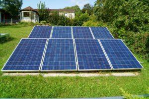 Énergie Solaire Photovoltaïque, Actuelle