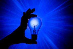 Lumière, Ampoule, Énergie, Électricité, Éclairage