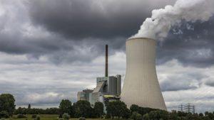Power Plant, Tour De Refroidissement, Industrie