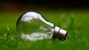 Ampoule, Herbe, Énergie, Lumière, Vert, Électricité