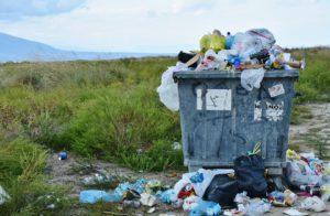 Garbage, Conteneur À Déchets, Des Déchets, Poubelles