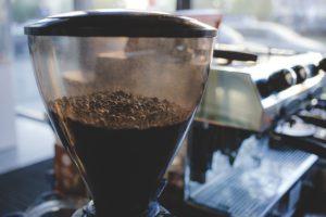 Espresso, Machine, Café, Haricots, Boire, Acier, Métal