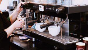 Boissons, Café, Machine À Café, Tasses
