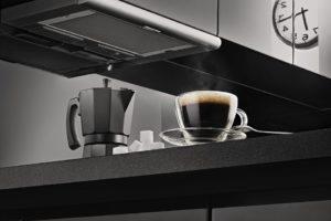 Horloge, Café, Machine À Café, Coupe, Sombre, Espresso